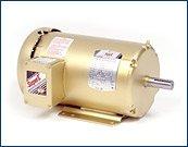 60Hz OPEN Enclosure 1140rpm 115//230V Voltage 48 Frame 33//100Hp Output Single Phase Baldor L1207 General Purpose AC Motor