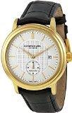 raymond-weil-homme-automatique-noir-cuir-bracelet-montre-2838-pc-65001