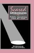 Image for Scared Speechless: Public Speaking Step by Step