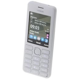 T�l�phone GSM NOKIA 206 BLANC