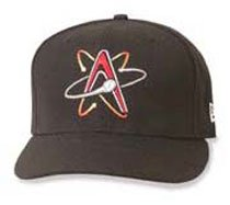 minor league baseball cap albuquerque