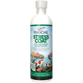 16 oz Stress Coat Fish and Water Conditioner