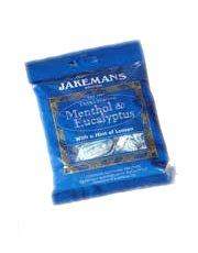 Jakemans Menthol Eucalyptus Lozenge Bag 100g