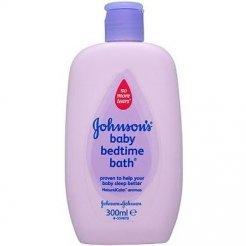 Johnson's Baby Bedtime Bath 300ml (no More Tears) By Johnsons & Johnsons