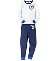 Chelsea Football Club Thermal Top & Trousers Set