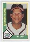 Dave Justice David Justice (Baseball Card) 1990 Richmond Braves CMC #9 by Richmond Braves CMC