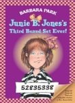 img - for Junie B. Jones's Third Boxed Set Ever! (Books 9-12) book / textbook / text book
