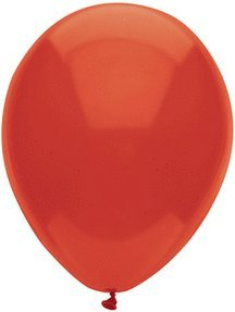 "PIONEER BALLOON COMPANY Real Latex Balloon, 11"", Red"