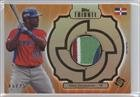 2013 Topps Tribute WBC Prime Patches Orange #WPP-EE Edwin Encarnacion NM/M (Near Mint/Mint)
