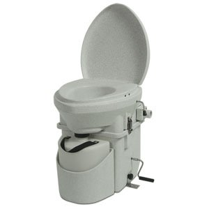 The Nature's Head Dry Composting Toilet – a thing of beauty!