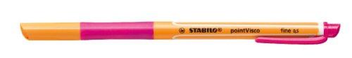Stabilo pointVisco - Bolígrafo con tinta de gel, rosa