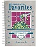 First Place Favorites Recipe Book