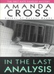 In the Last Analysis (0449007111) by Amanda Cross