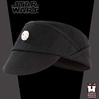 Star Wars Imperial Death Star Officer Cap - Medium - Black