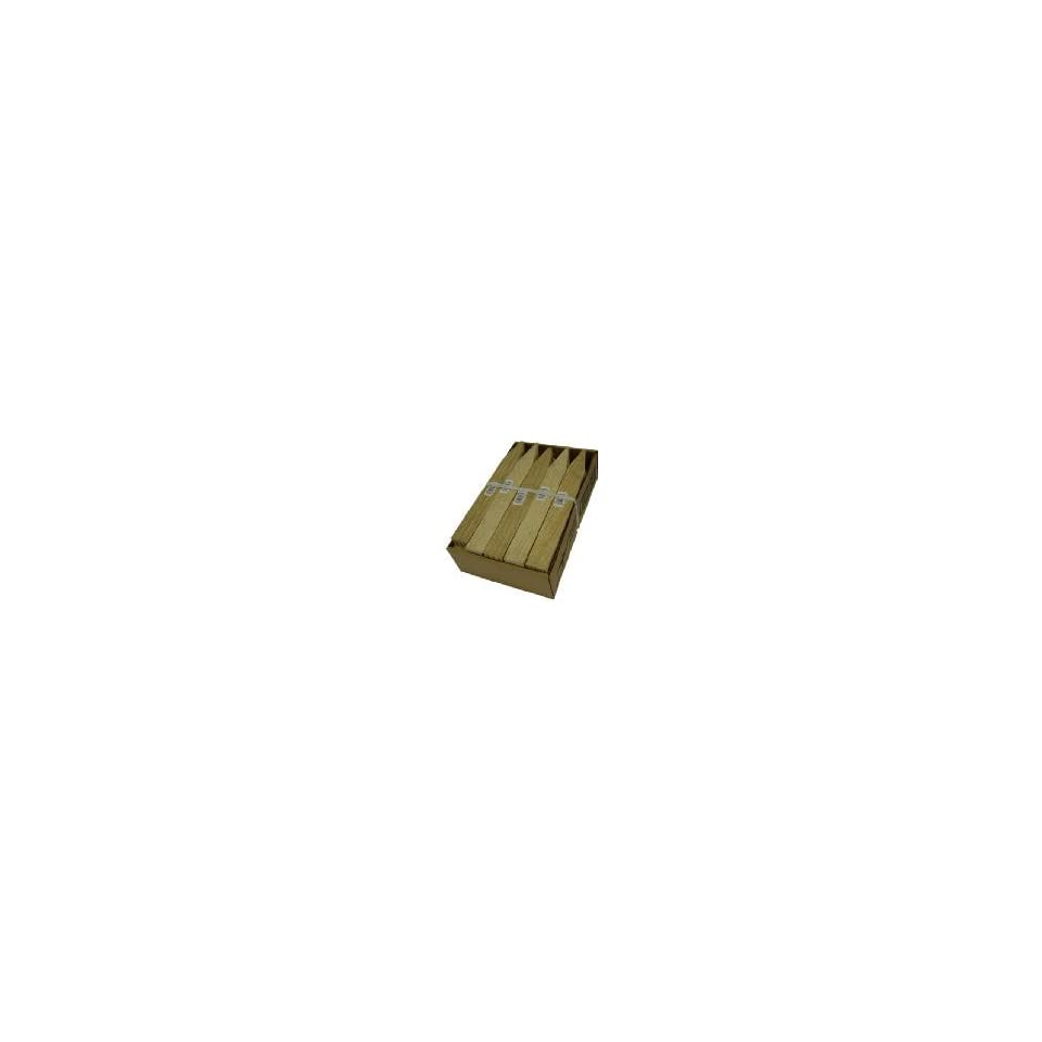 Wood Moulding 1X2x12 Wd Stakes (Pack Of 25) 30 Wood Stakes