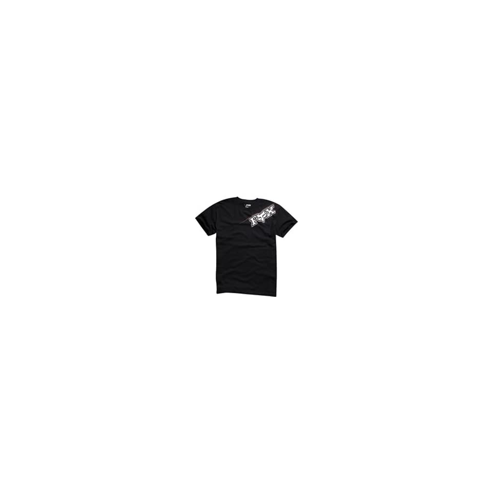 Fox Racing Blast T Shirt   X Large/Black