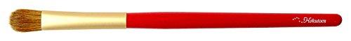北斗園 熊野化粧筆 アイシャドウブラシ L HBSー4ーRG 熊野筆