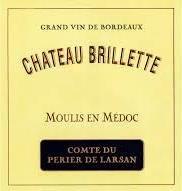 2006 Château Brillette Moulis En Médoc Bordeaux Red 750 Ml