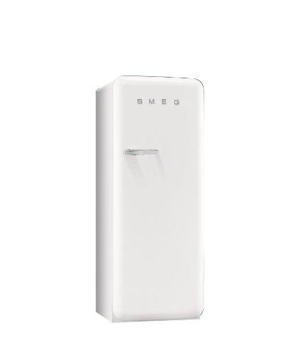 Bilder von Smeg FAB28RB1 Standkühlschrank / A++ / 248 L / Weiß / mit integriertem Gefrierteil / Rechtsanschlag