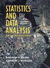 img - for Statistics and Data Analysis: An Introduction book / textbook / text book