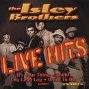 echange, troc Isley Brothers - Live Hits