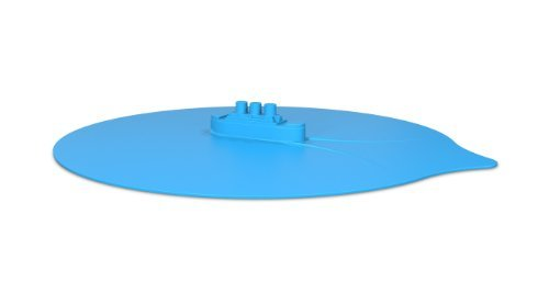 Fred And Friends 5132192 Steam Ship Silicone Steamer Lid Home & Kitchen front-483147