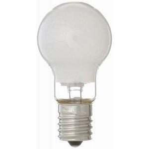 日立 ミニクリプトン電球 60W形 E17口金 ホワイト KR100/110V54WW