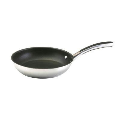 Farberware Cookware Millennium Stainless Steel 10inch Skillet Nonstick Surface Dishwasher Safe (Farberware Dish Brush compare prices)