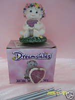 Dreamsicles Collectable Mom Windchimes Ornament