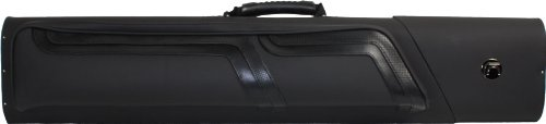 Lucasi Custom LC836 Limited Edition 3 Butt/6 Shaft Matte Black Pool Cue Case
