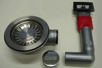 Franke Sink Plug : Franke 112.0006.275 NA Waste, Overflow and Tap Hole Stopper, Sink ...