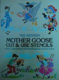 Mother Goose Cut and Use Stencils (048624363X) by Menten, Theodore