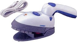 TWINBIRD handy steamer iron&Blue...