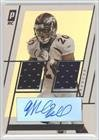 Mike Bell #235/249 Denver Broncos (Football Card) 2006 Topps Paradigm Rookie Dual Relic Autographs #Tpdr-Mb