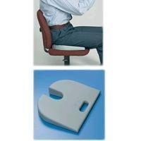 Relaxo-bak Deluxe Orthopedic Cushion Gray by Relaxo-Bak