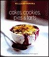 Cakes, Cookies, Pies & Tarts