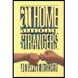 At Home Among Strangers: Exploring the Deaf Community in the United States. Jerome D. Shein. Books on Deaf Culture and Community. Deaf Identity. Deaf Repore