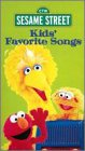 Sesame Street - Kids Favorite Songs [VHS]