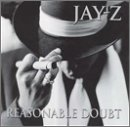 Jay-Z Album - Reasonable Doubt (Clean) (Front side)