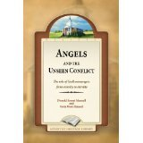 img - for Angels and the Unseen Conflict book / textbook / text book