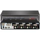 Switchview DVI 2-Port USB KVM Switch USB 2.0 Hub with Audio