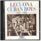 Lecuona Cuban Boys 1935-1938