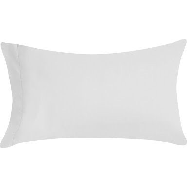 R.T. Home - エジプト高級超長綿ホテル品質枕カバー 50×75CM 500スレッドカウント サテン織り 白(ホワイト) 封筒式50×75CM