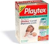 Playtex 5666/5459 8Oz Liners 140Ct front-1073007