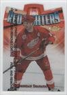 Brendan Shanahan Detroit Red Wings (Hockey Card) 1998-99 Finest Red Lighters Refractors #R10 at Amazon.com