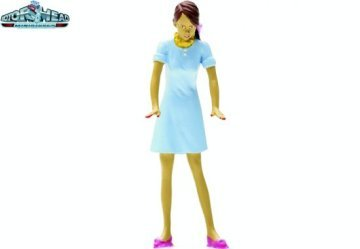 Motorhead Miniatures 349 Susie 1-24th Scale Model - Blue