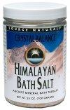 Source Naturals Crystal Balance Himalayan Bathsalt 25 Ounce