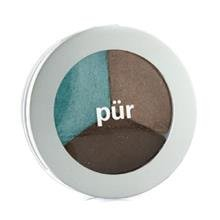 Purminerals Perfect Fit Eye Shadow Trio Lady Luck (Fortune, Tyche, Shamrock) 3G/0.11Oz