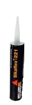 Sikaflex 221 black caravan motorhome boat sealant multi purpose
