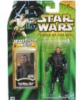 Star Wars Power of the Jedi - Jedi Training Gear Qui-Gon Jinn Action Figure
